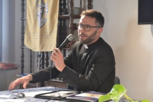 9 giugno 2019 Lectio Magistralis del prof. don Enrico Grassini
